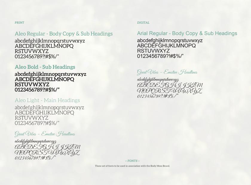 Body Moss - Linq Creative